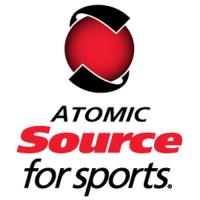 Atomic Source For Sports Company Logo