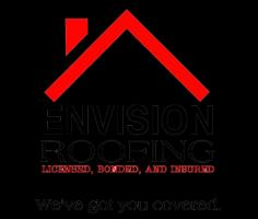 Envision Roofing Company Logo