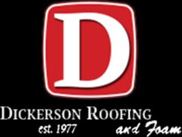 Dickerson Roofing And Foam Company Logo