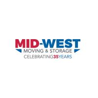 Mid-West Moving & Storage Company Logo